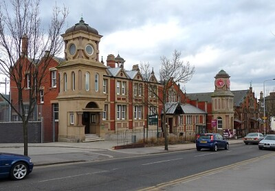 Stanley Halls And Former Stanley Technical Trade Schools
